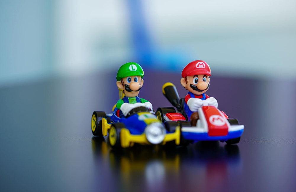 Mario pelit