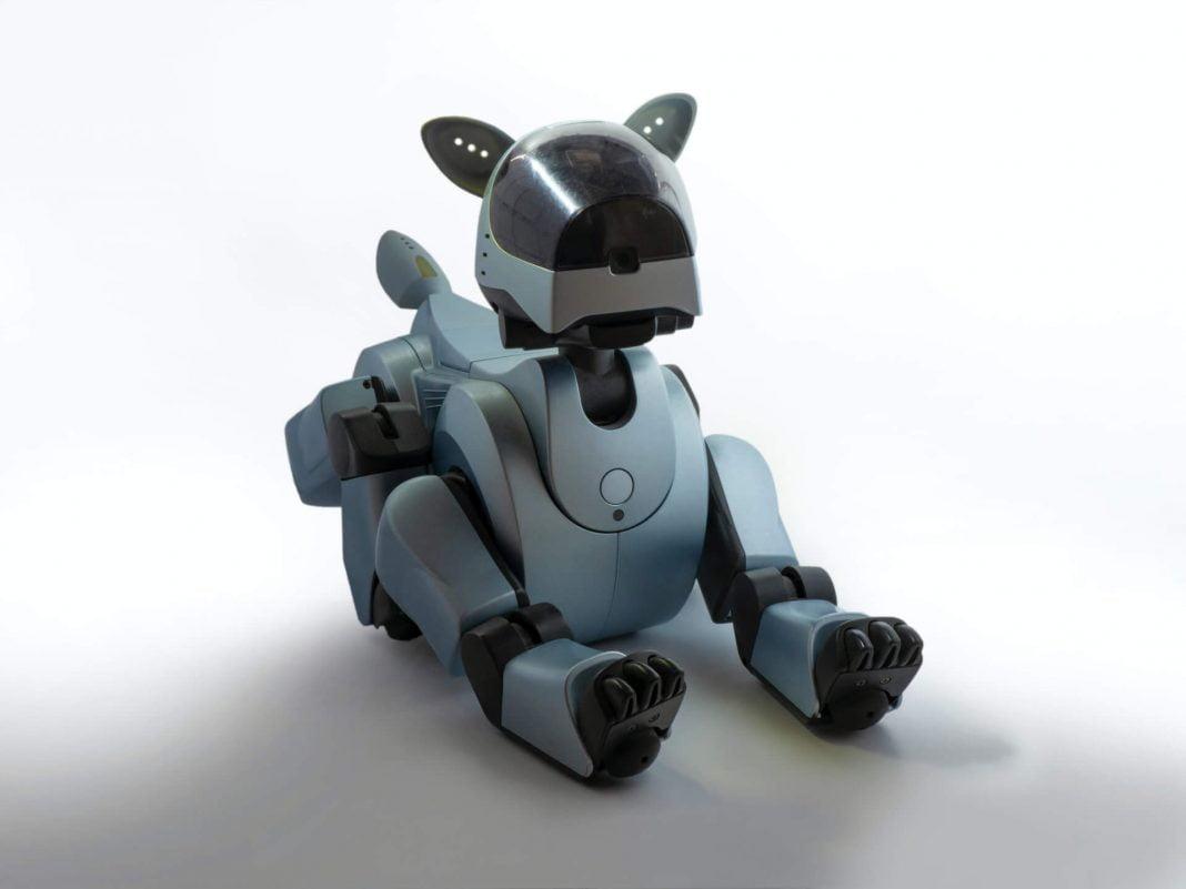 Robottikoira – monen lapsen unelmalelu